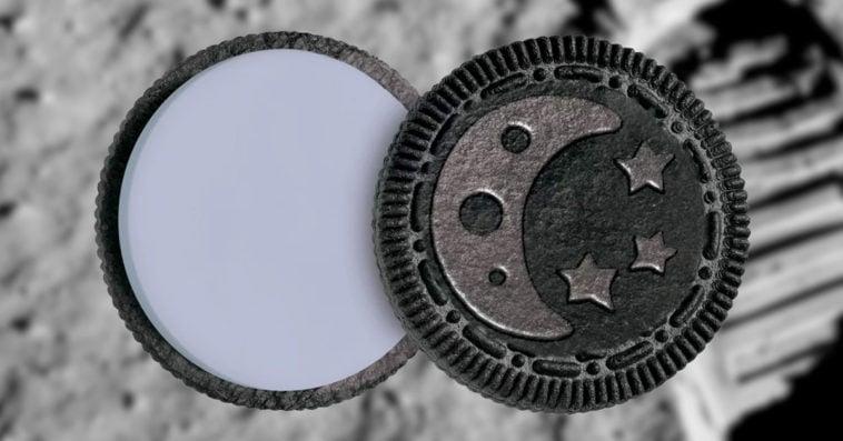 Marshmallow Moon Oreos