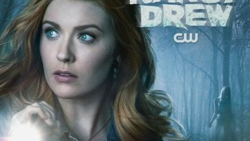 The CW releases the first poster for upcoming Nancy Drew TV series 22