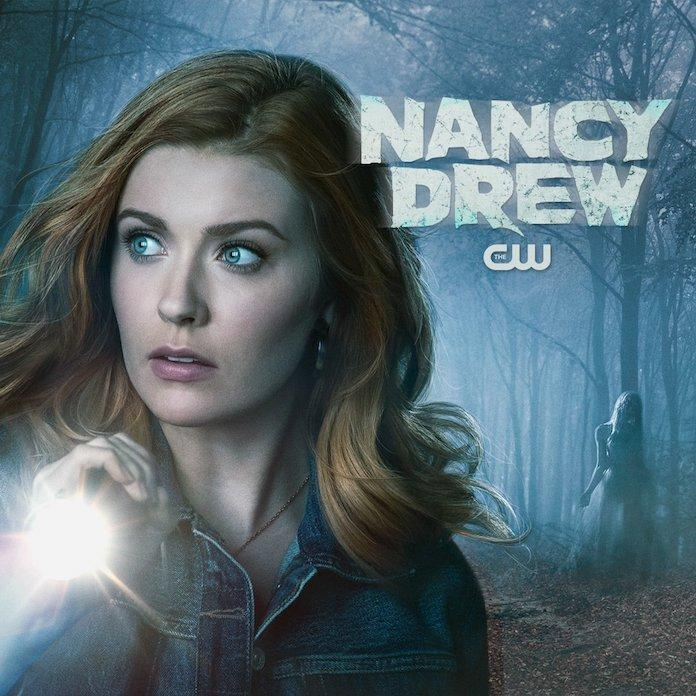 The CW releases the first poster for upcoming Nancy Drew TV series 13
