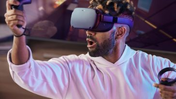 The Oculus Quest is the most fun we've had with VR 13