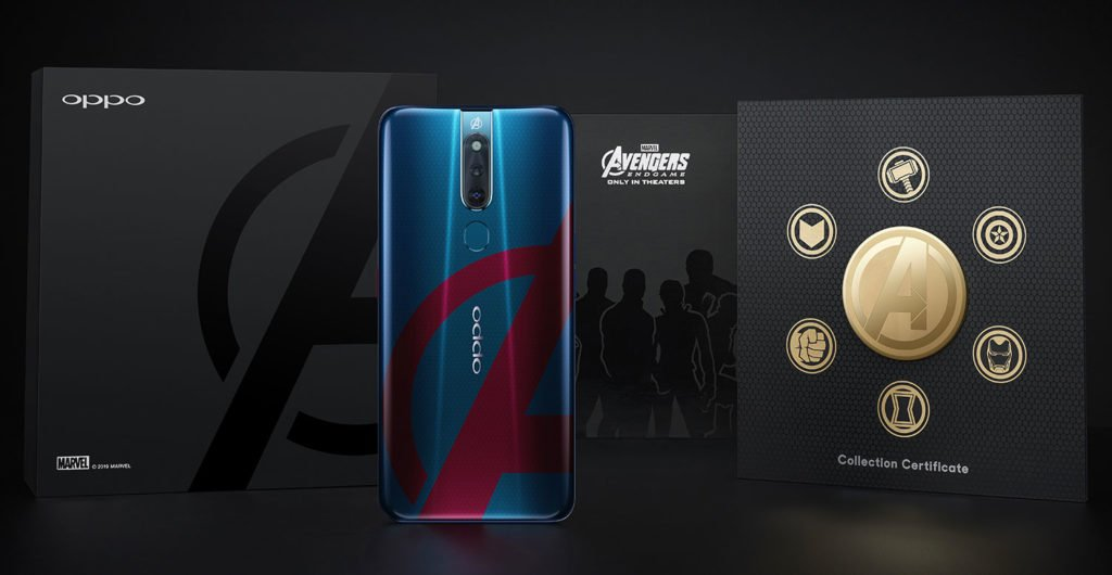 Avengers: Endgame gets a limited edition smartphone from Oppo 11