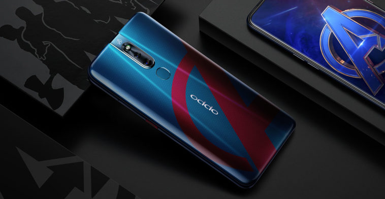 Avengers: Endgame gets a limited edition smartphone from Oppo 10
