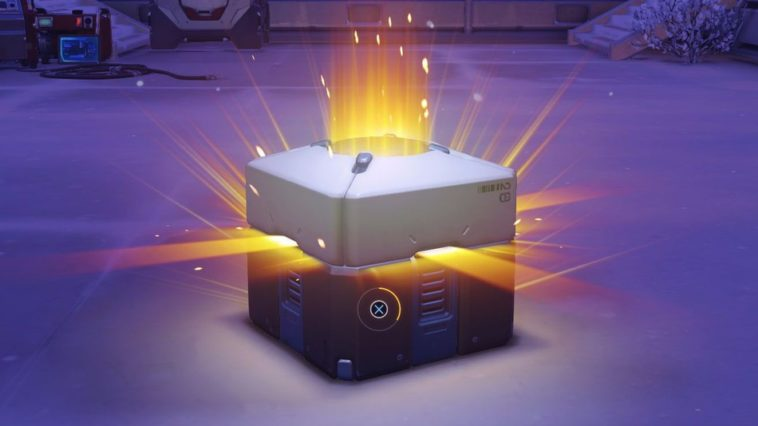 Senator introduces a bill to ban loot boxes in video games 11