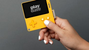 Playdate game console takes cues from the original Game Boy 19
