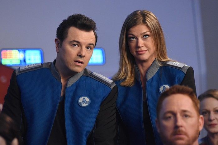 Fox renews The Orville for third season 12