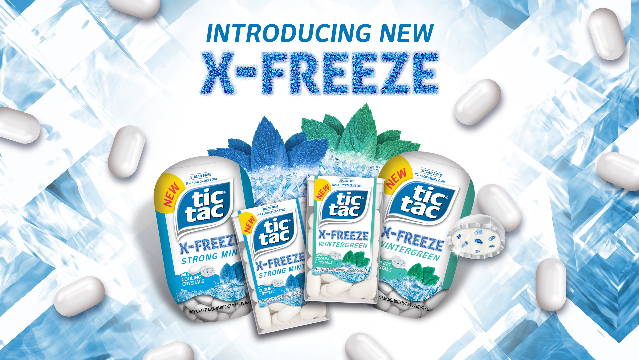 Tic Tac X-Freeze