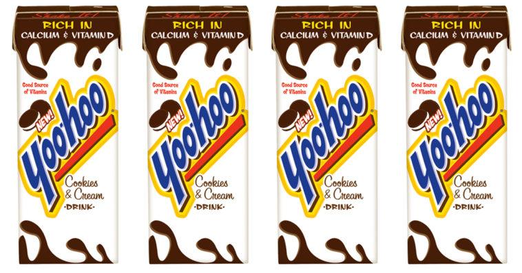 Yoo-hoo Cookies and Cream drink is back and it tastes like Oreos 19
