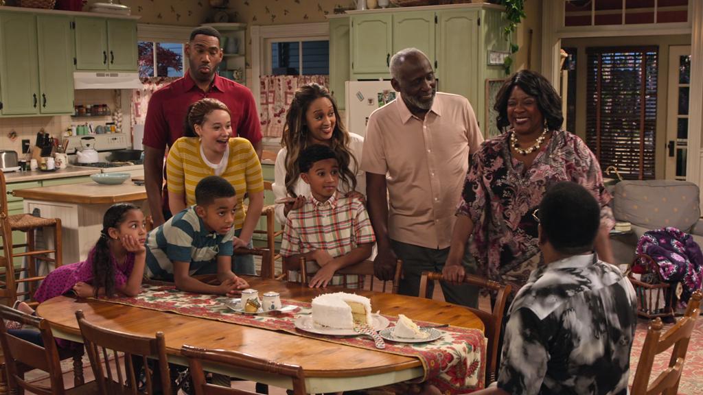 Netflix original series Family Reunion