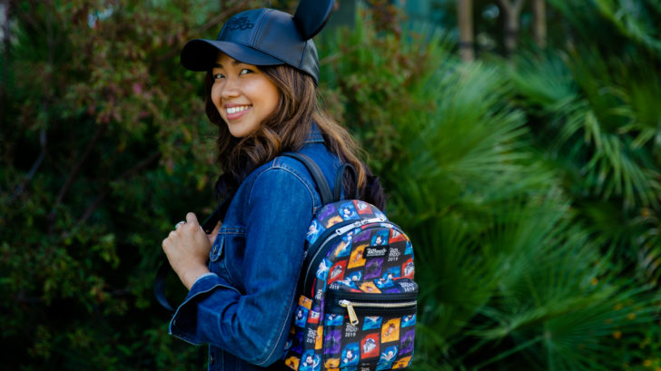 D23 Expo Loungefly Mini-Backpack