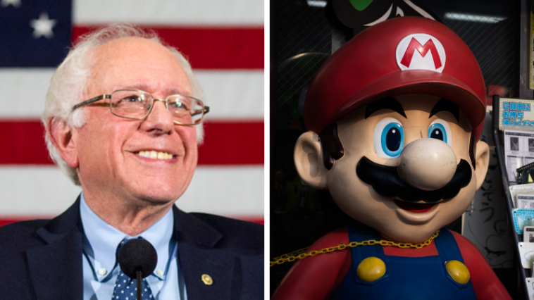 Bernie Sanders wants the video game industry to unionize 10