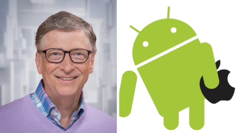 Bill Gates claims missing out on Android was his biggest mistake 12