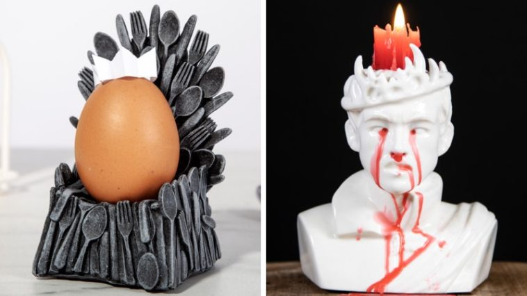 Creative gifts for hardcore Game of Thrones fans 12