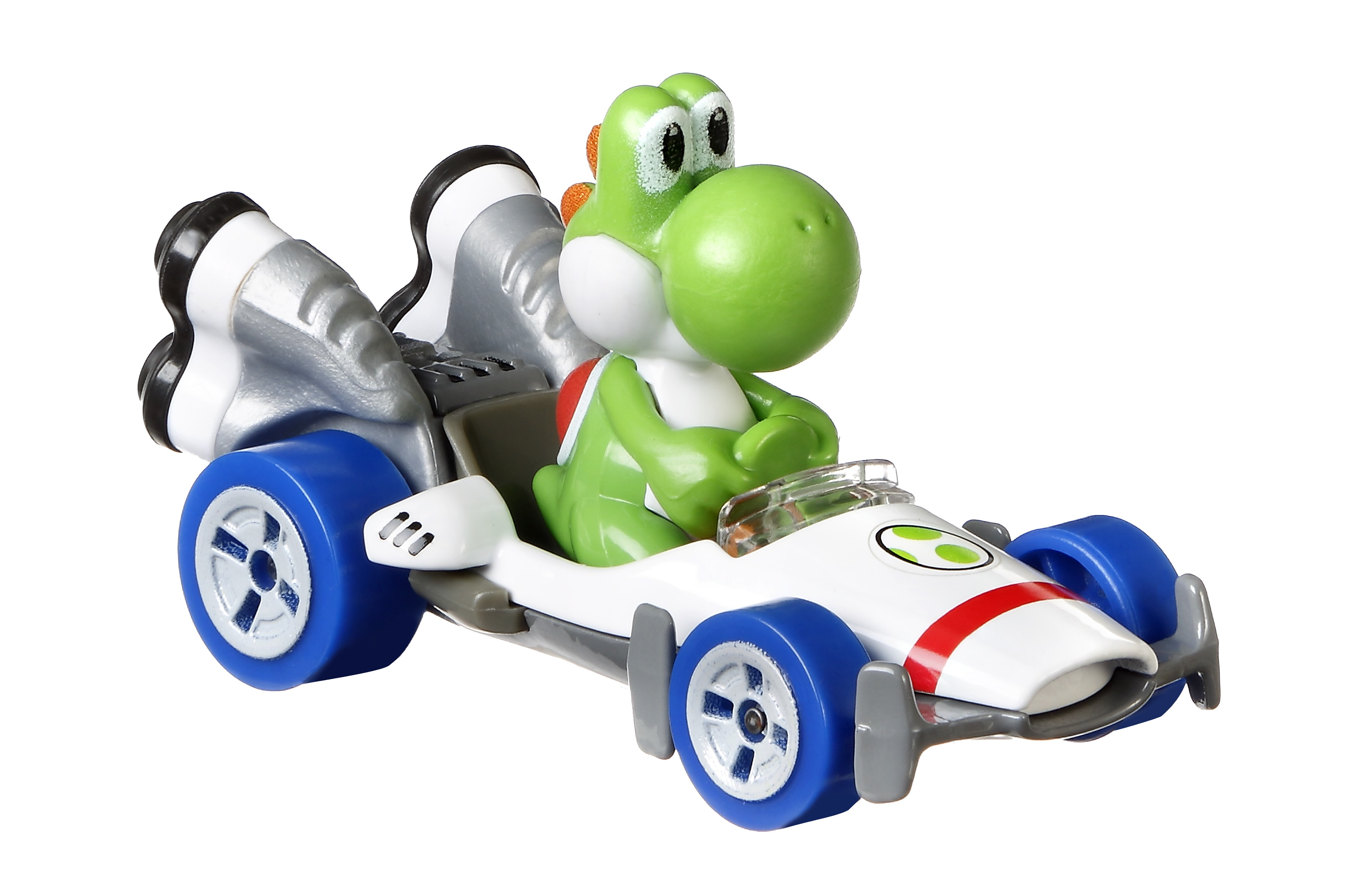 Hot Wheels Yoshi die-cast