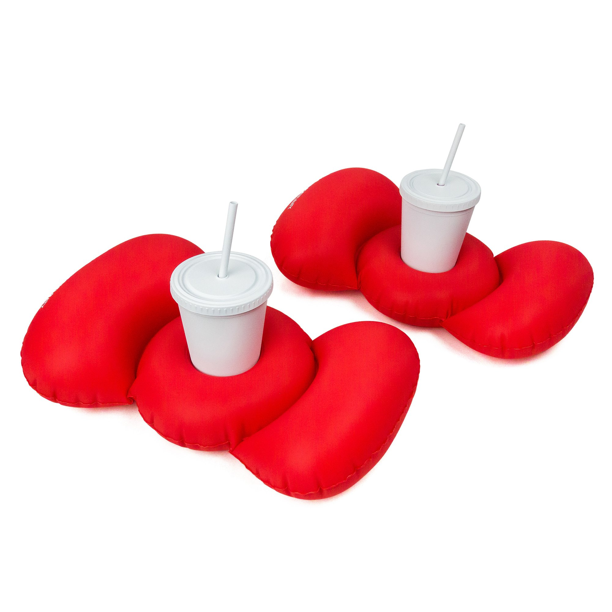 Get Floaty's Hello Kitty Bow Cupholder Set