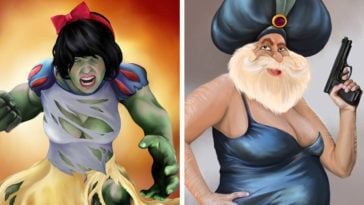 Hilarious Disney x Avengers mashups (featured image)