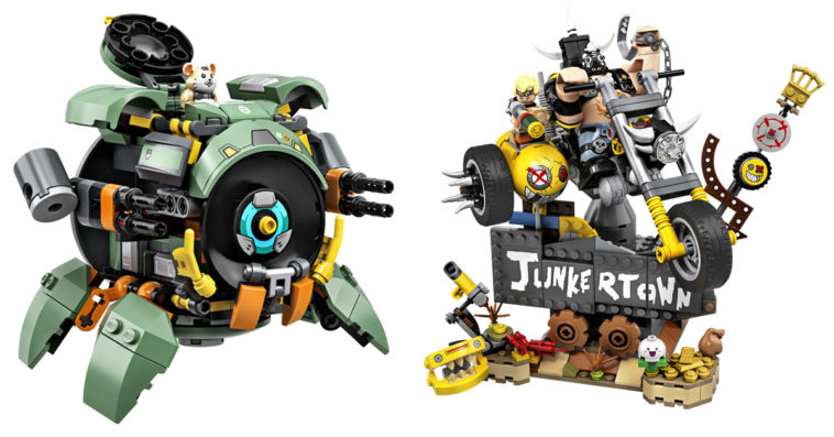 LEGO reveals Overwatch playsets featuring Wrecking Ball, Junkrat, and Roadhog 12