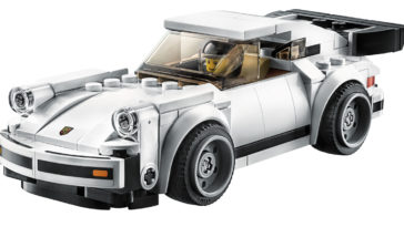 LEGO Speed Champions 1974 Porsche 911 Turbo 3