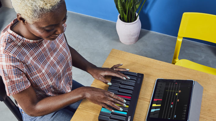 Pharrell-backed LUMI keyboard teaches you to play piano 11