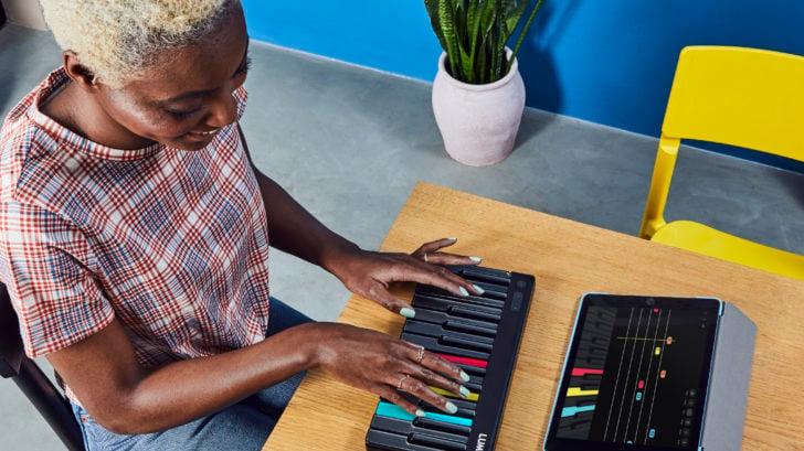 Pharrell-backed LUMI keyboard teaches you to play piano 13