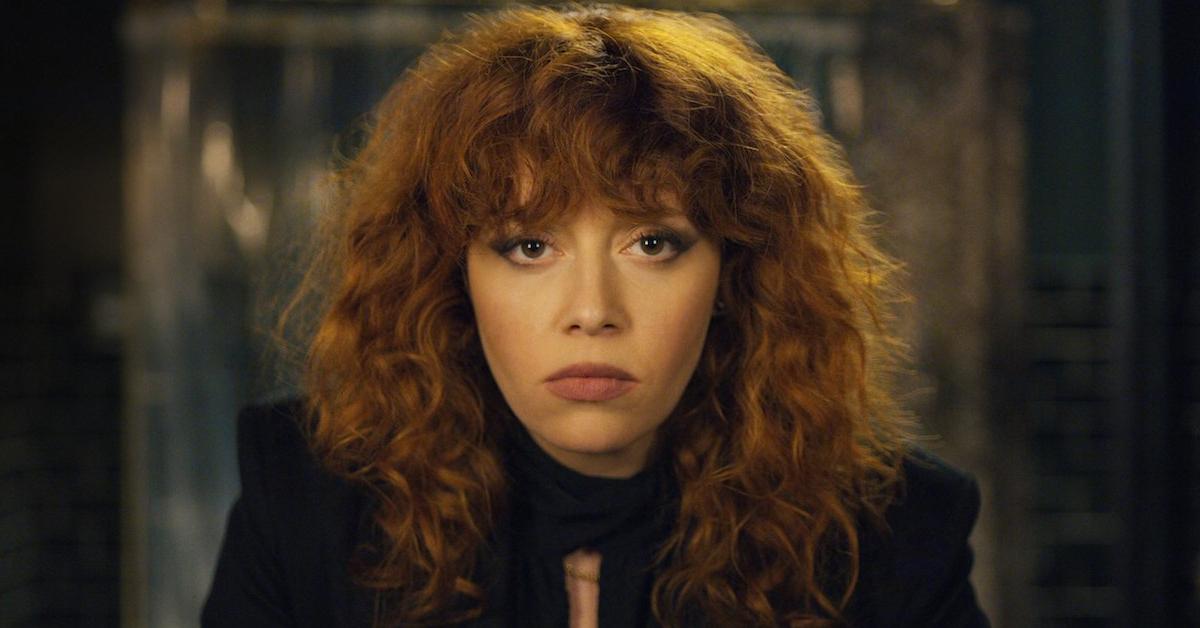 Natasha Lyonne as Nadia Vulvokov in Netflix's Russian Doll