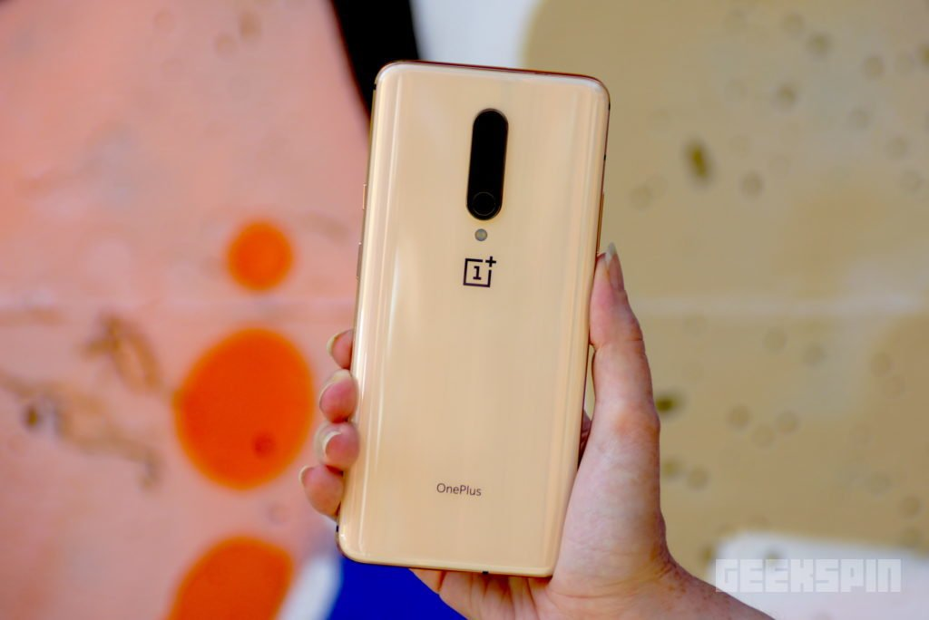 The Limited Edition OnePlus 7 Pro Almond