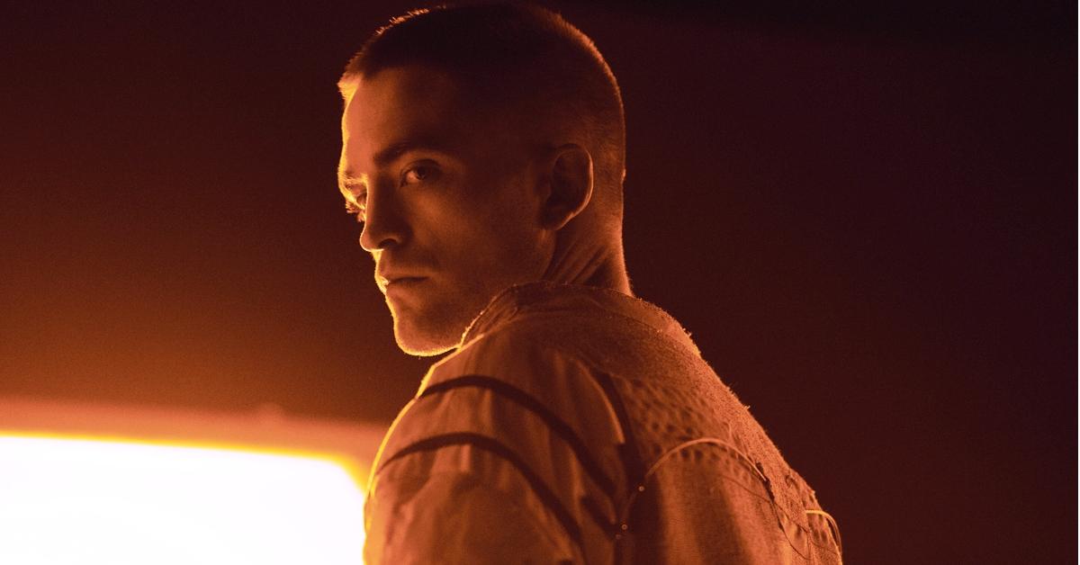 Robert Pattinson in the 2018 sci-fi film High Life