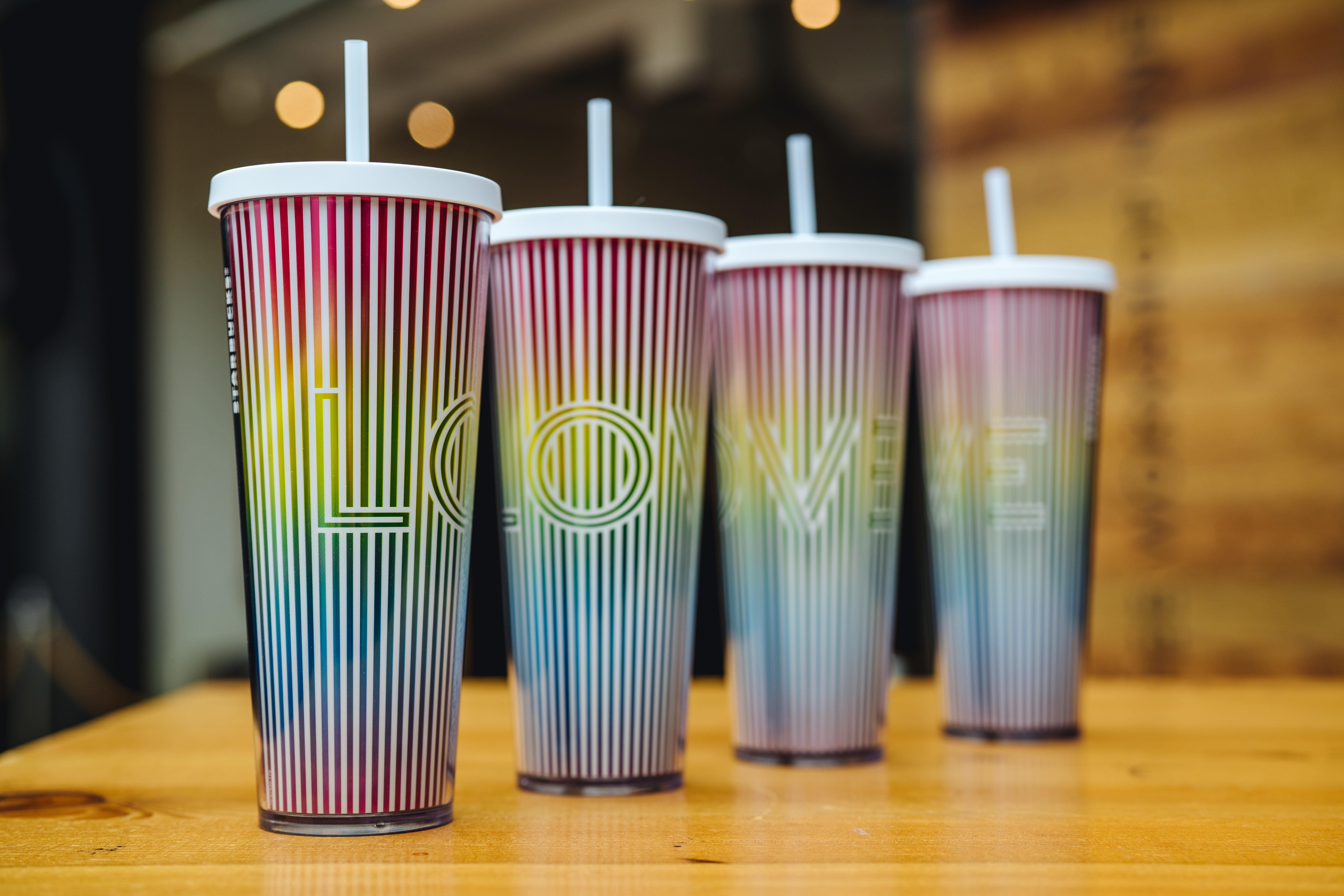 Starbucks Pride Cup