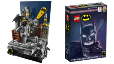 The Bat Signal steals the show in latest Gotham City LEGO set 16