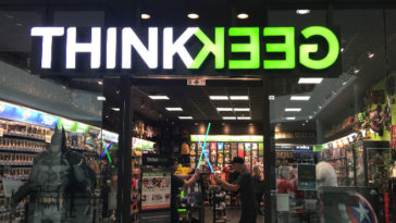 ThinkGeek.com is shutting down to become part of GameStop 9