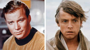 William Shatner and Mark Hamill