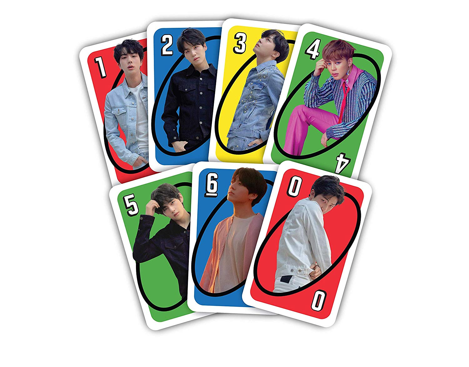 Mattel previews its BTS fashion dolls and UNO card game 20