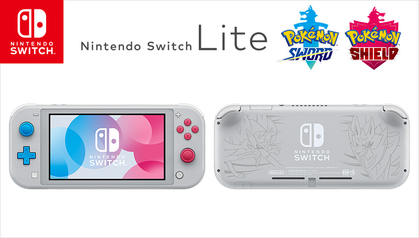 The Nintendo Switch Lite is here and there's even a Pokemon Edition 13