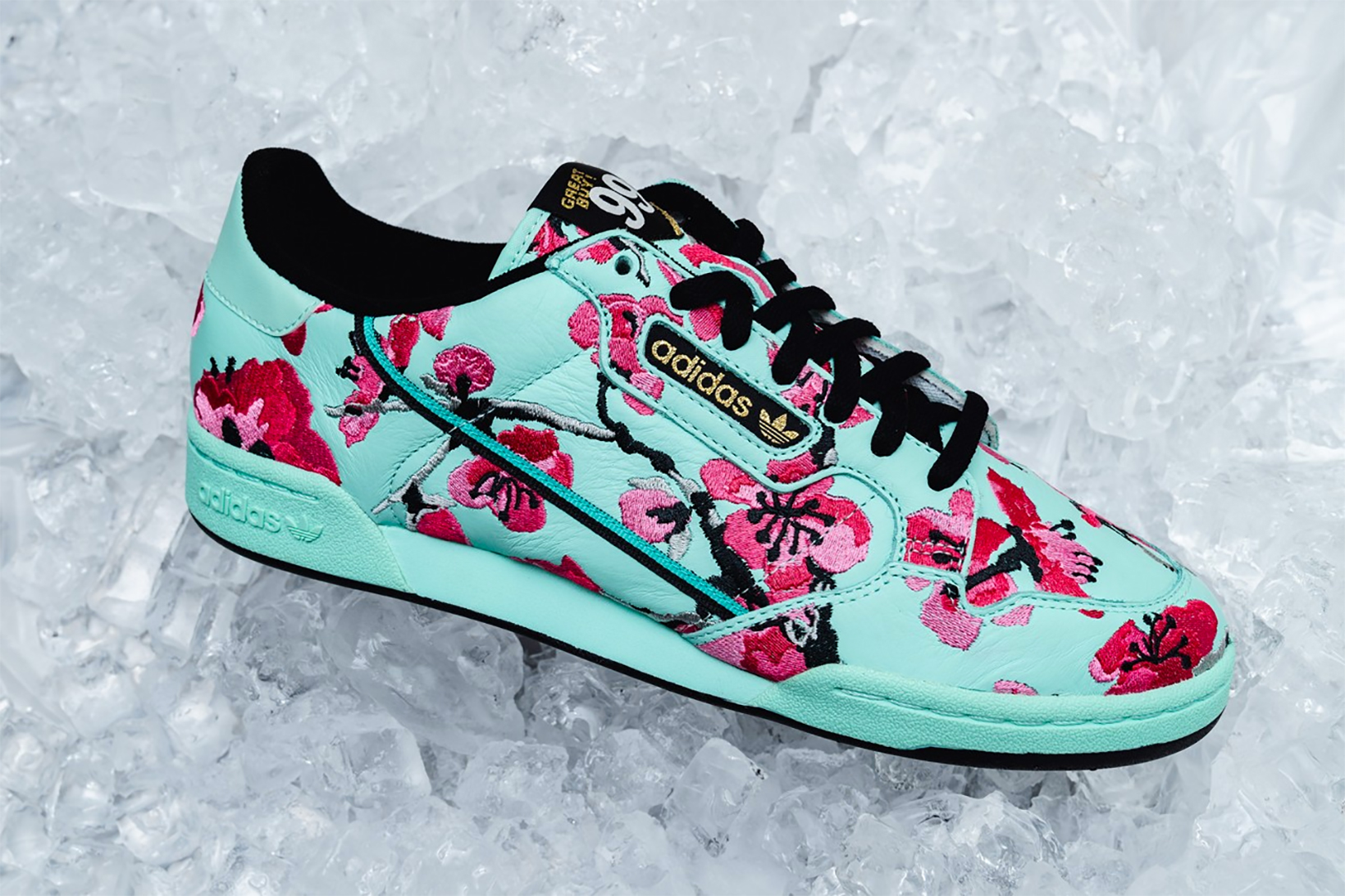 Adidas x AriZona Iced Tea sneakers