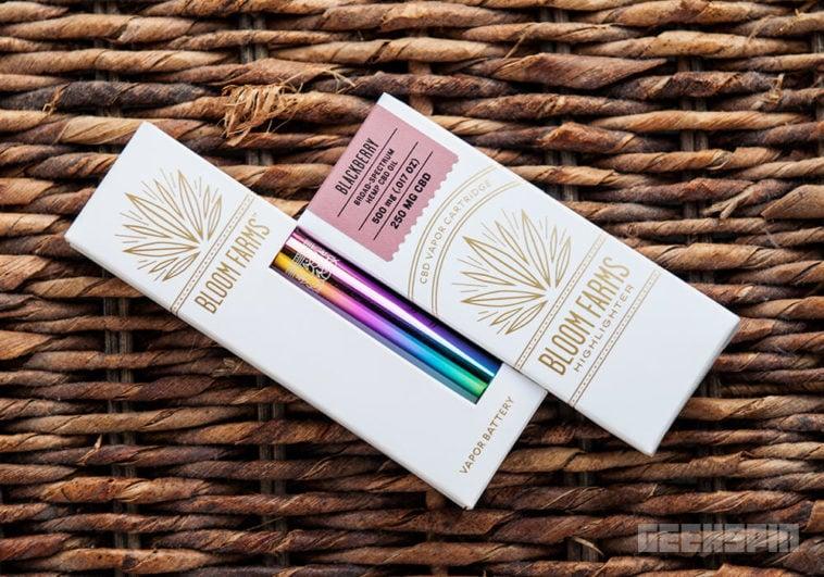 Bloom Farms releases limited-edition Rainbow Pride CBD vape 12