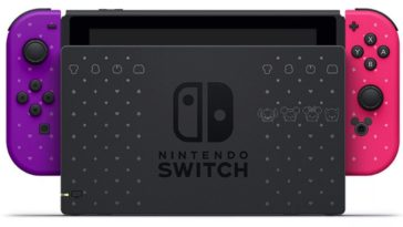 disney themed switch 364x205 - Nintendo announces a Disney themed Switch