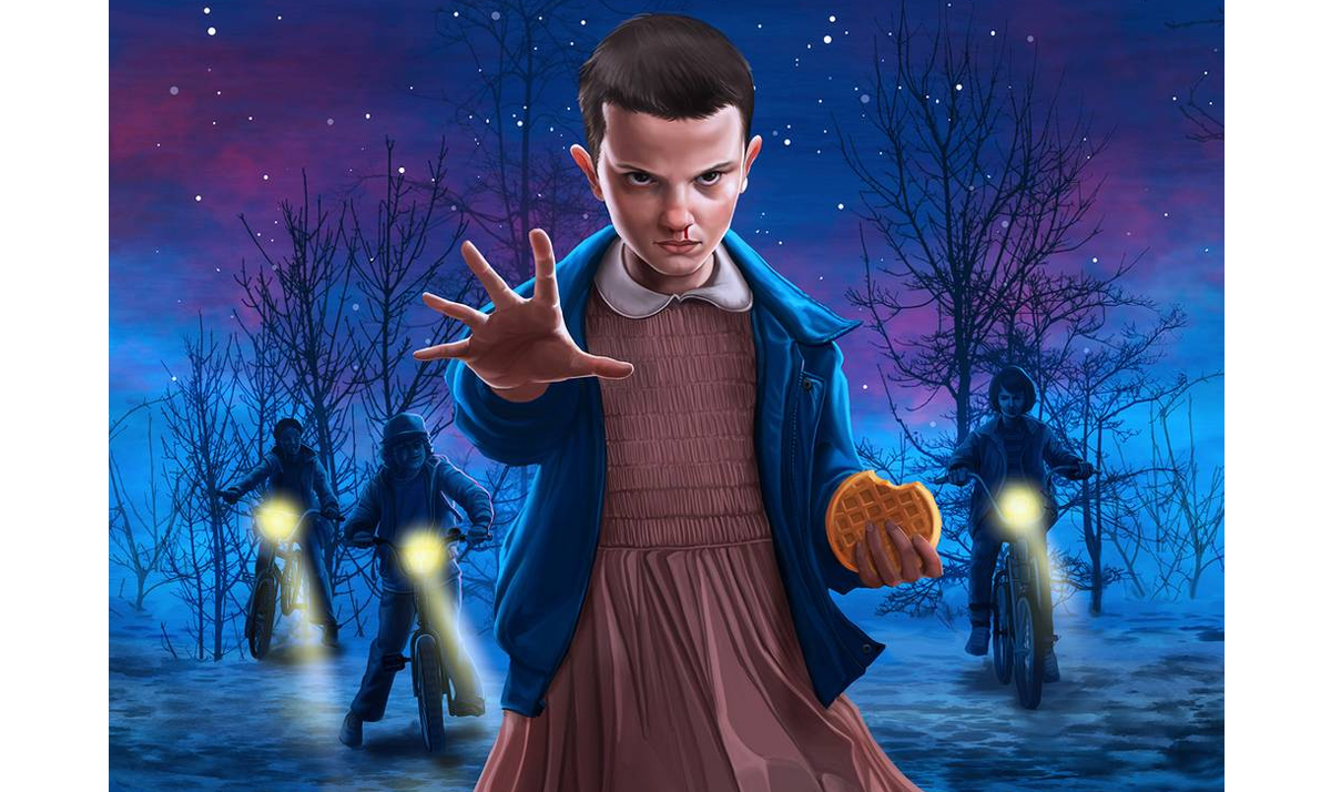 BONUS: Eleven leads a search party for Will