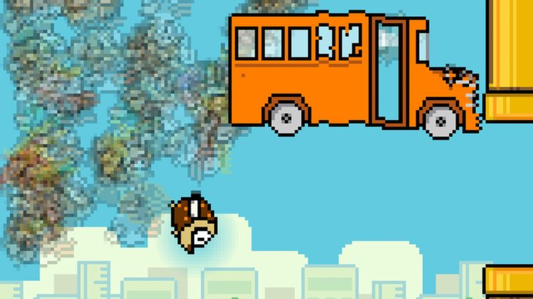 Flappy Bird gets the Battle Royale treatment with Flappy Royale 12