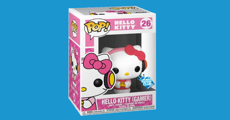 Gamer Hello Kitty Funko Pop! vinyl