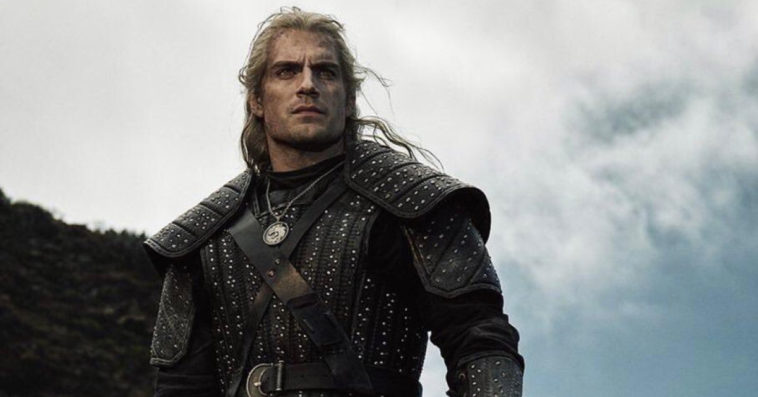 Henry Cavill as Geralt of Rivia in Netflix's The Witcher