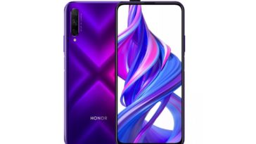 Honor unveils their affordable Honor 9X series with pop-up cameras and stunning design 14
