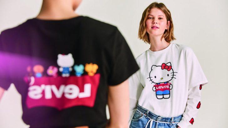 Levi's x Hello Kitty