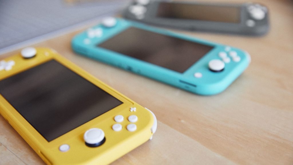 The Nintendo Switch Lite is here and there's even a Pokemon Edition 12