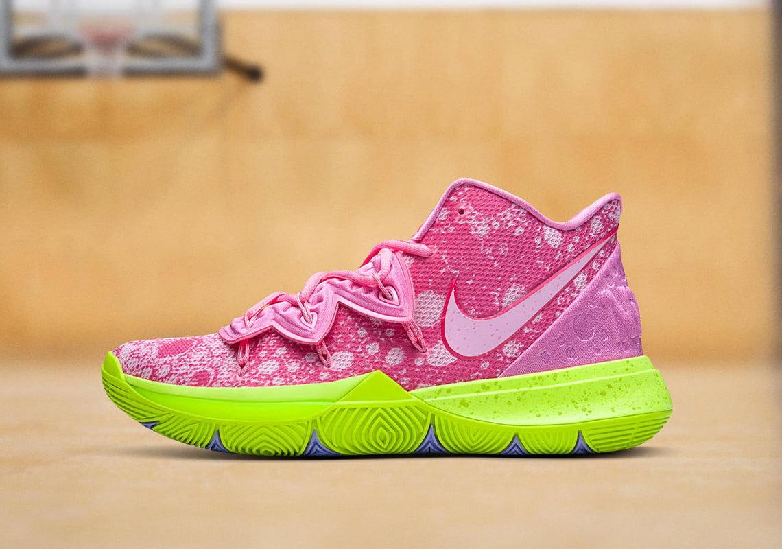 Nike Kyrie 5 Patrick Star
