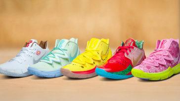 SpongeBob SquarePants x Nike