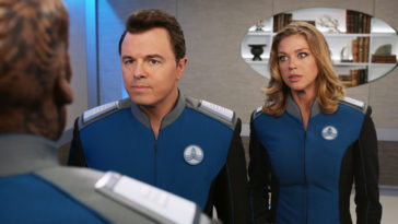 The Orville is moving from Fox to Hulu for Season 3 15
