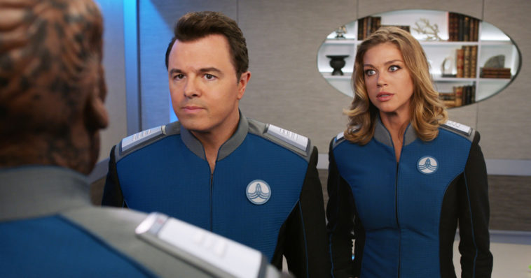 The Orville is moving from Fox to Hulu for Season 3 11