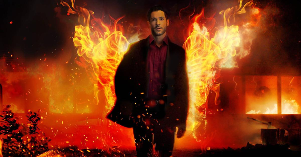 Tom Ellis as Lucifer
