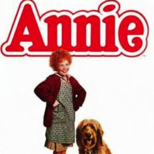 Tomorrow from the musical Annie 21