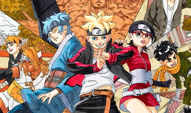 boruto 150x150 - Naruto and Jigen face off in Boruto's latest chapter