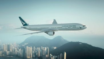 Cathay Pacific admits to recording passengers with onboard cameras 24